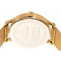 Relógio Analógico Feminino Marvel Iron Man Dourado RE.MT.1141-2121.5
