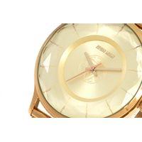 Relógio Analógico Feminino Marvel Iron Man Dourado RE.MT.1141-2121.7