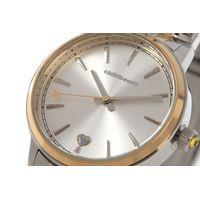 Relógio Analógico Feminino Double Plating Prata RE.MT.1076-0721.5