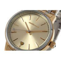 Relógio Analógico Feminino Double Plating Dourado RE.MT.1076-2121.5