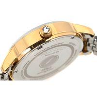 Relógio Analógico Feminino Double Plating Dourado RE.MT.1076-2121.6