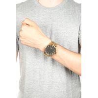 Relógio Analógico Masculino Chilli Beans Carbon Edition Dourado RE.MT.1033-2121.4