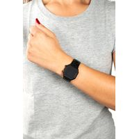 Relógio Digital Masculino Alexandre Herchcovitch Preto RE.MT.0999-0101.4