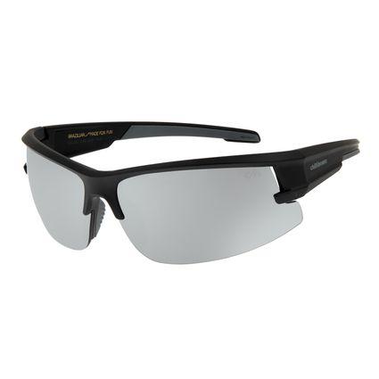 Óculos de Sol Masculino Chilli Beans Flutuante Cinza OC.ES.1145-0401