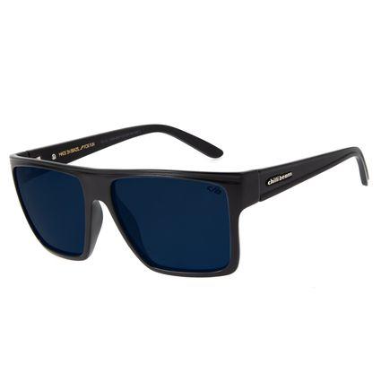Óculos de Sol Unissex Chilli Beans Essential Quadrado Azul Escuro OC.CL.1058-9031