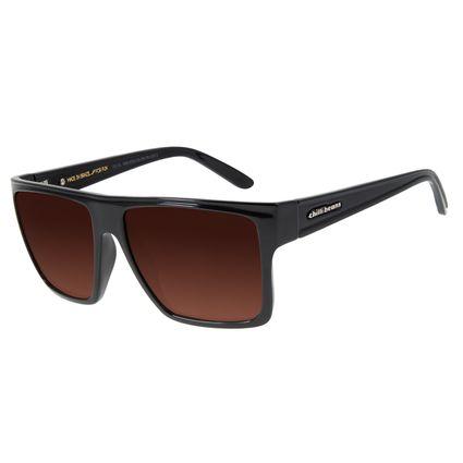 Óculos de Sol Unissex Chilli Beans Essential Quadrado Brilho OC.CL.1058-5730