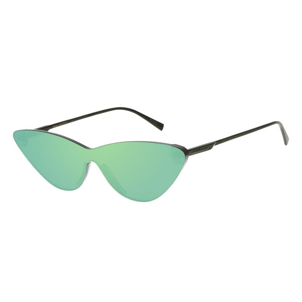 Óculos de Sol Feminino Chilli Beans Summer Block Gatinho Verde OC.CL.2668-1111