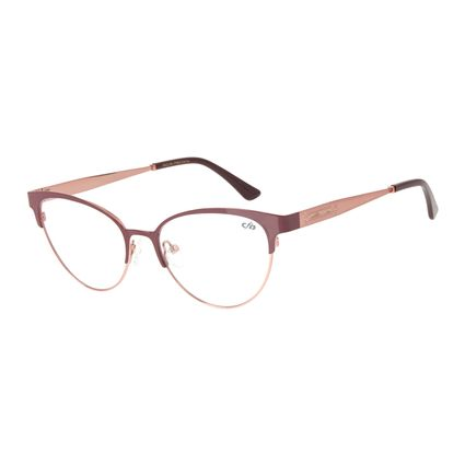 Armação para Óculos de Grau Feminino Chilli Beans Gatinho Rosa LV.MT.0452-1713