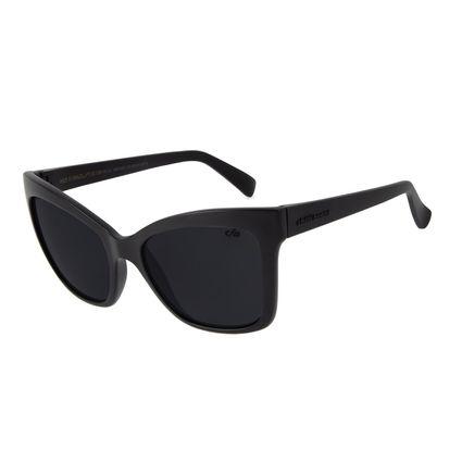 Óculos de Sol Feminino Chilli Beans Cat Casual Preto  OC.CL.2883-0401