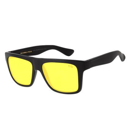 Óculos de Sol Masculino Chilli Beans Night Vision Bossa Nova Preto OC.CL.3193-0901