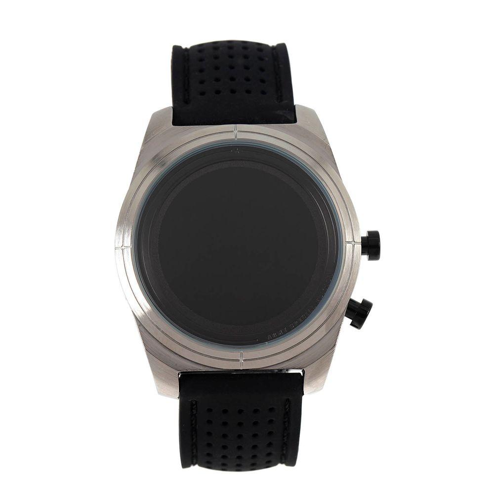 Relógio Digital Masculino Chilli Beans Army Edition Prata RE.ES.0149-0701