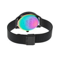 Relógio Analógico Unissex True Colors Preto RE.MT.0996-0101.2