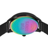 Relógio Analógico Unissex True Colors Preto RE.MT.0996-0101.8