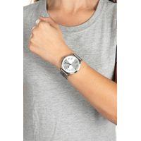 Relógio Analógico Unissex True Colors Prata RE.MT.0996-0707.4