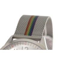 Relógio Analógico Unissex True Colors Prata RE.MT.0996-0707.7