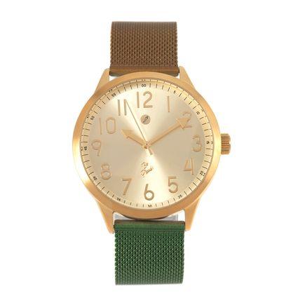 Relógio Analógico Unissex True Colors Colorido RE.MT.0996-2180