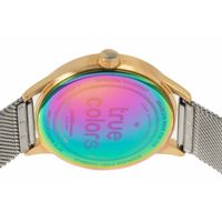 Relógio Analógico Unissex True Colors Colorido RE.MT.0996-2180.7