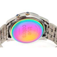 Relógio Digital Unissex True Colors Redondo Prata RE.MT.1078-0707.6