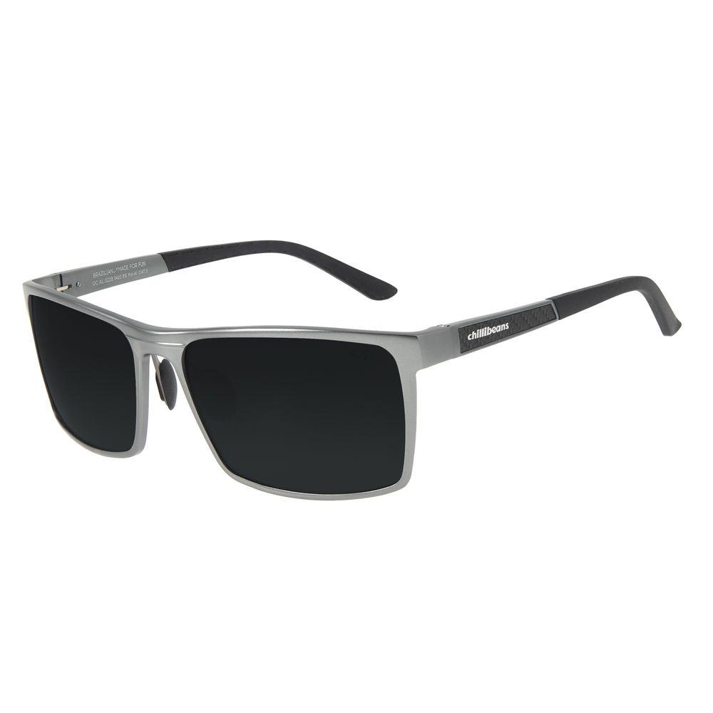 Óculos de Sol Masculino Chilli Beans Sport Polarizado Ônix OC.AL.0228-0422