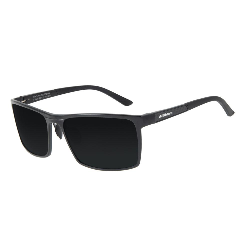 Óculos de Sol Masculino Chilli Beans Sport Polarizado Fosco OC.AL.0228-0431