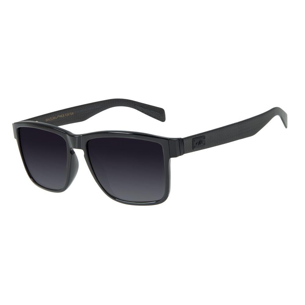 Óculos de Sol Masculino Chilli Beans Essential Quadrado Degradê Polarizado OC.CL.2981-2030