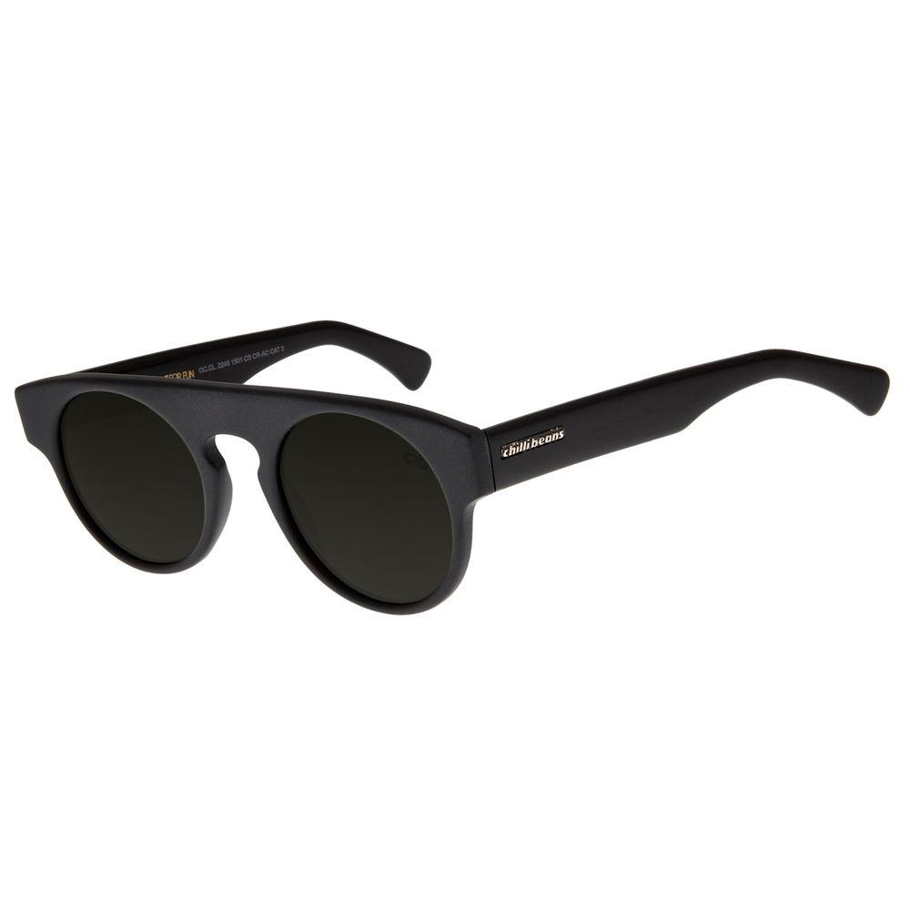 Óculos de Sol Unissex Chilli Beans Surf Verde OC.CL.2246-1501