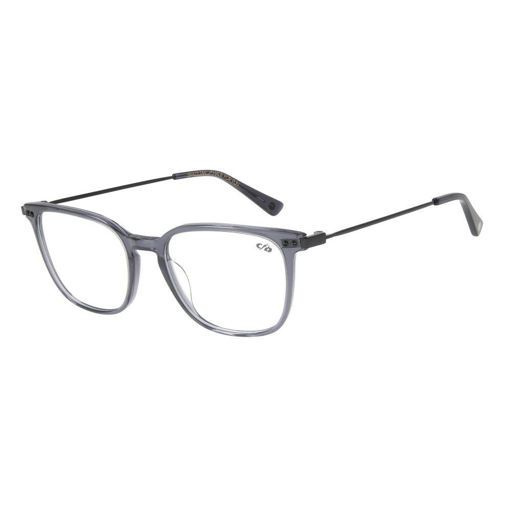 Armação Para Óculos de Grau Feminino Chilli Beans Quadrado Preto LV.AC.0670-0101