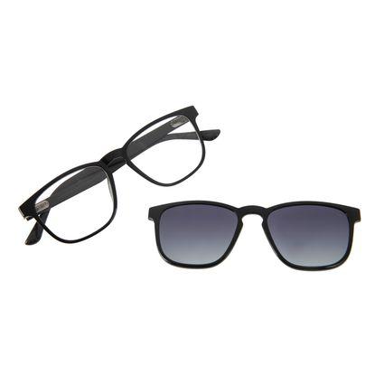 Armação Para Óculos De Grau Unissex Chilli Beans Multi Degradê Polarizado LV.MU.0501-2001