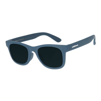 Óculos De Sol Infantil Chilli Beans Bossa Nova Azul OC.KD.0502-0190