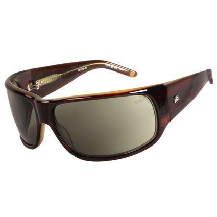 Óculos de Sol Masculino Chilli Beans Esportivo Marrom OC.ES.0729-1502