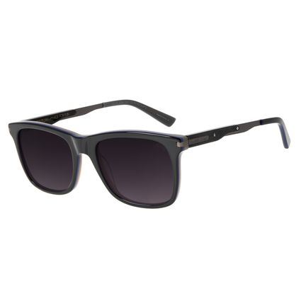 Óculos de Sol Masculino Barber Shop Bossa Nova Degradê Preto OC.CL.3089-2001