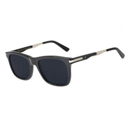 Óculos de Sol Masculino Barber Shop Bossa Nova Preto OC.CL.3089-0101