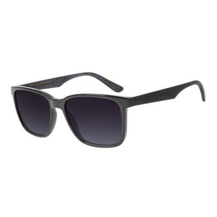 Óculos de Sol Masculino Barber Shop Bossa Nova Degradê Preto OC.CL.3088-2001