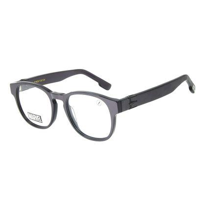 Armação Para Óculos de Grau Masculino Pantera Negra Roxo LV.AC.0677-1414