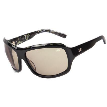 Óculos de Sol Unissex Chilli Beans Quadrado Classic Preto OC.CL.0761-1501