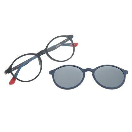 Armação Para Óculos de Grau Infantil Disney Homem Aranha Multi Azul Escuro LV.MU.0333-2014
