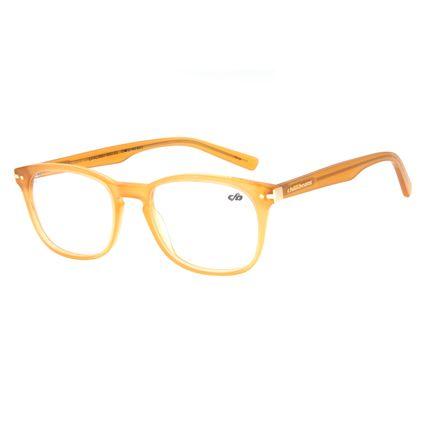 Armação Para Óculos de Grau Masculino Chilli Beans Casual Caramelo LV.AC.0551-0303