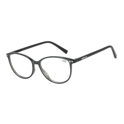 Armação Para Óculos de Grau Feminino Chilli Beans Quadrado Preto LV.IJ.0178-0101