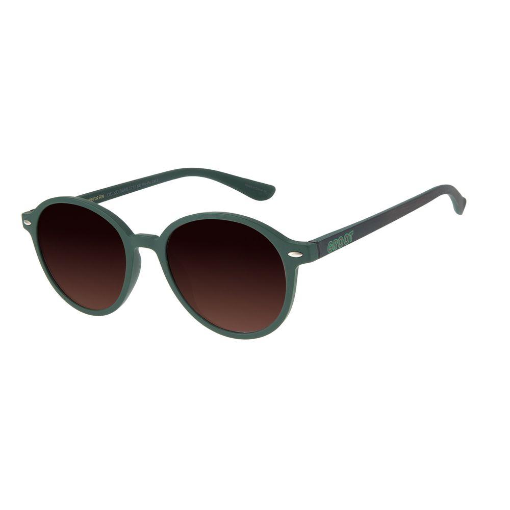 Óculos de Sol Infantil Marvel Groot Redondo Verde OC.KD.0668-5715