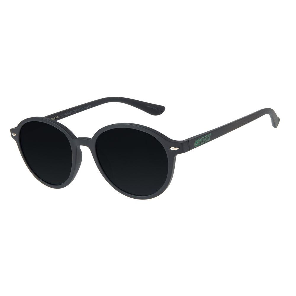 Óculos de Sol Infantil Marvel Groot Redondo Fosco OC.KD.0668-0131