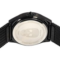 Relógio Analógico Feminino Herchcovitch Serpente Redondo Preto RE.MT.0998-0101.6