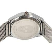 Relógio Analógico Feminino Alexandre Herchcovitch Serpente Redondo Prata RE.MT.0998-0207.6