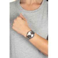 Relógio Analógico Feminino Chilli Beans Facetado Prata RE.MT.1107-0707.4