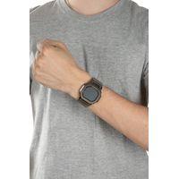 Relógio Digital Masculino Alexandre Herchcovitch Quadrado Ônix RE.MT.1000-2222.4