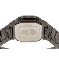 Relógio Digital Masculino Alexandre Herchcovitch Quadrado Ônix RE.MT.1000-2222.6