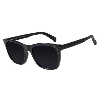 Óculos de Sol Masculino Chilli Beans Bossa Nova Preto OC.CL.3091-0101