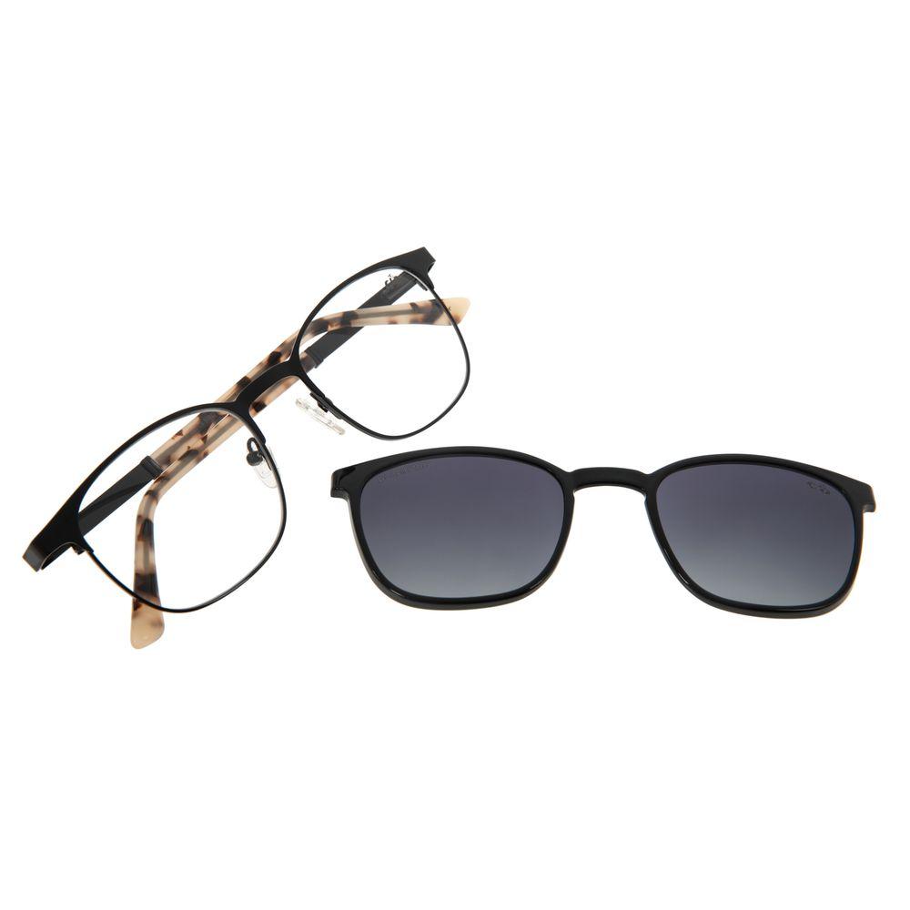 Armação Para Óculos de Grau Feminino Chilli Beans Multi Preto Polarizado LV.MU.0495-2001