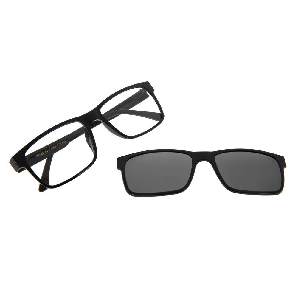 Armação Para Óculos De Grau Masculino Chilli Beans Essential Multi Brilho LV.MU.0137-0530