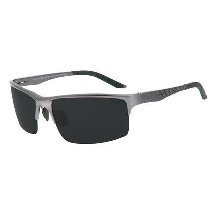Óculos de Sol Masculino Chilli Beans Esportivo Ônix Polarizado OC.AL.0180-0422