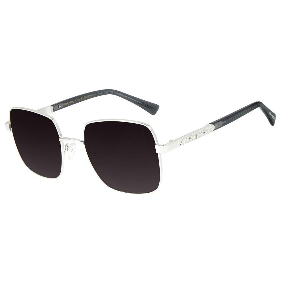 Óculos de Sol Feminino Loucuras da Nobreza Victoria Dourado Banhado A Ouro OC.MT.2965-2021